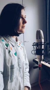 Свобода голоса- мастер-класс Nuann @ Ela Tervena